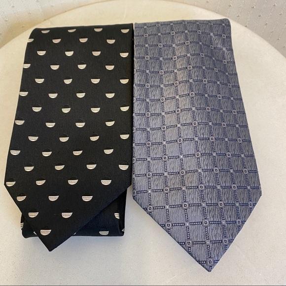 belisi Other - Belisi silk ties set of 2